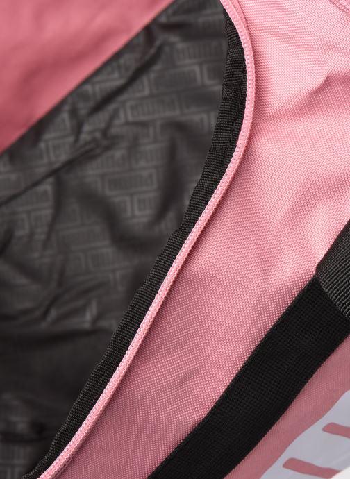 Bolsas de deporte Puma Challenger Duffel Bag XS Rosa vistra trasera