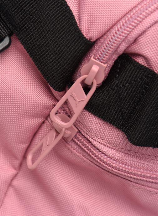 Bolsas de deporte Puma Challenger Duffel Bag XS Rosa vista lateral izquierda