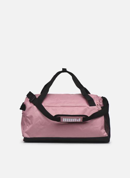 Borsa da palestra Puma Challenger Duffel Bag S Rosa immagine frontale