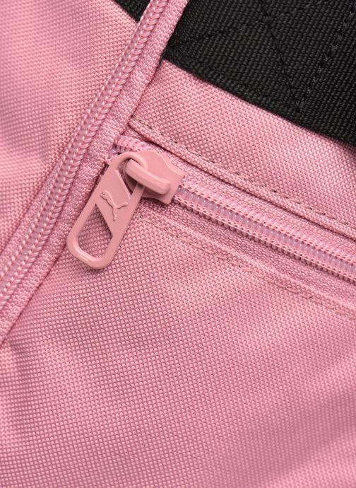 Borsa da palestra Puma Challenger Duffel Bag S Rosa immagine sinistra