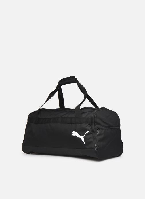 Sacs de sport Puma Goal Medium Bag Noir vue portées chaussures