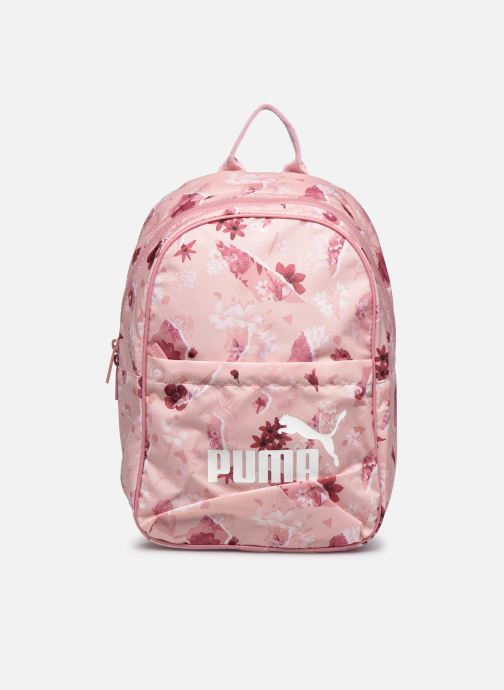 Mochilas Puma WMN Core Seasonal Backpack Rosa vista de detalle / par
