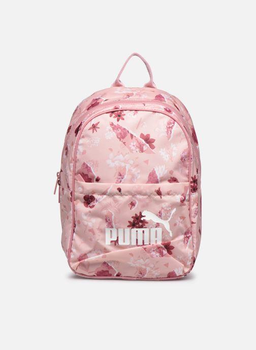 Mochilas Puma WMN Core Seasonal Backpack Rosa vista de detalle / par