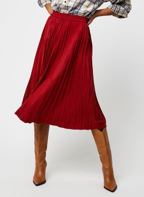 Vêtements The Korner 20239014 Rouge vue détail/paire