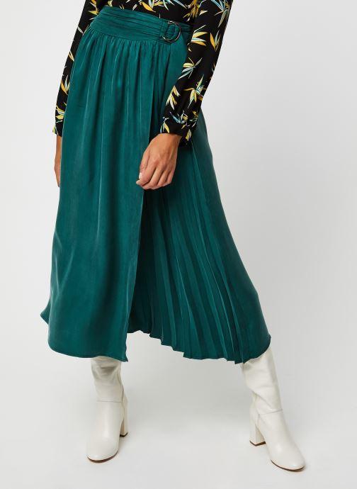 Vêtements The Korner 20239021 Vert vue détail/paire