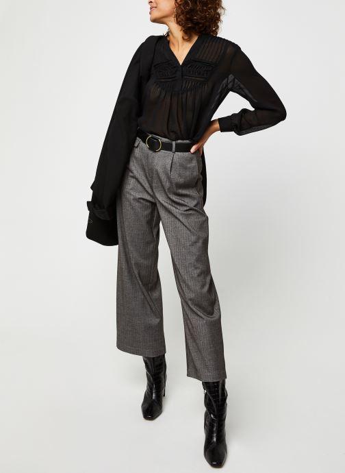 Vêtements The Korner 20249035 Gris vue bas / vue portée sac