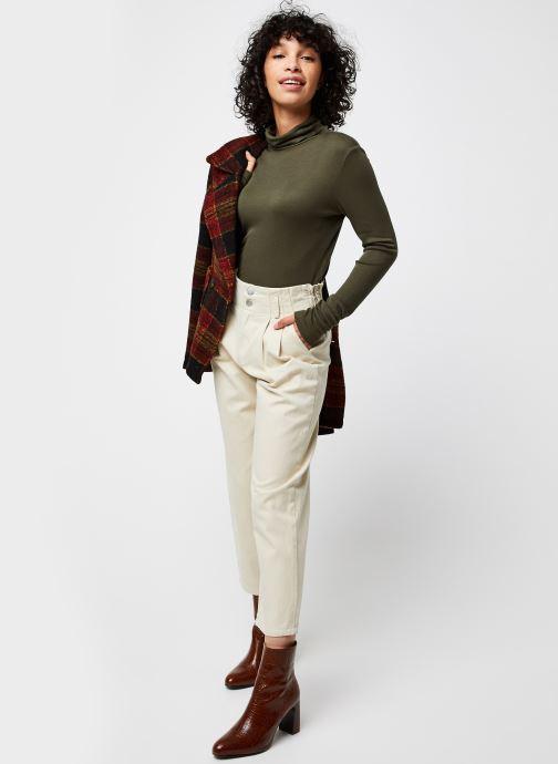 Vêtements The Korner 20249008 Beige vue bas / vue portée sac