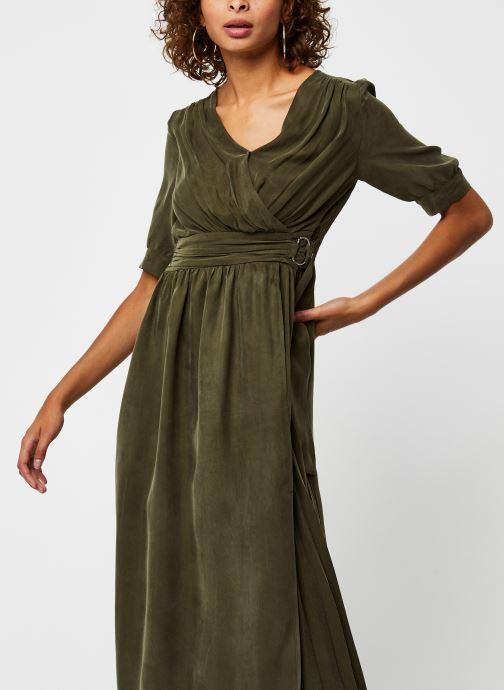 Vêtements The Korner 20229020 Vert vue détail/paire