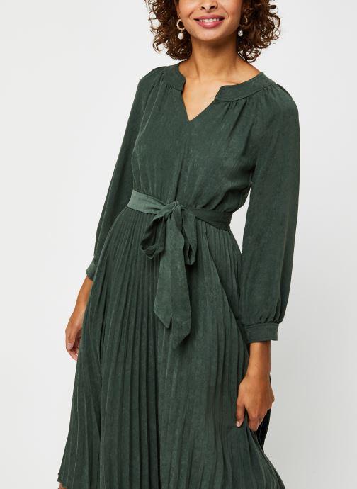 Vêtements The Korner 20228240 Vert vue droite