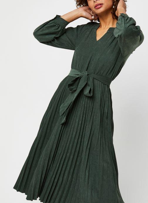 Vêtements The Korner 20228240 Vert vue détail/paire