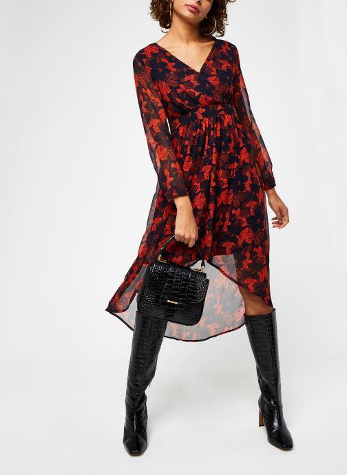 Vêtements The Korner 20226012 Rouge vue bas / vue portée sac