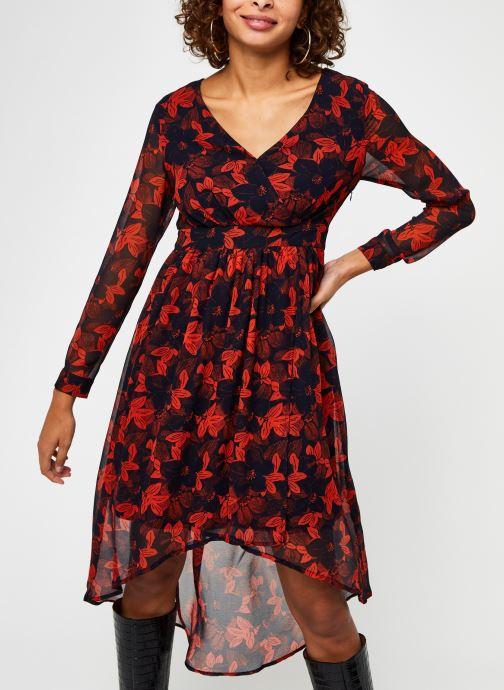 Vêtements The Korner 20226012 Rouge vue droite