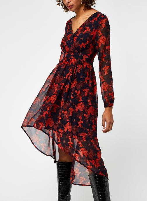 Vêtements The Korner 20226012 Rouge vue détail/paire