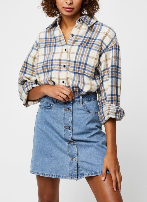 Vêtements The Korner 20216045 Bleu vue détail/paire