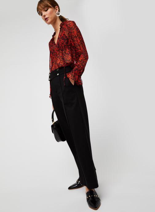 Vêtements The Korner 20216027 Orange vue bas / vue portée sac