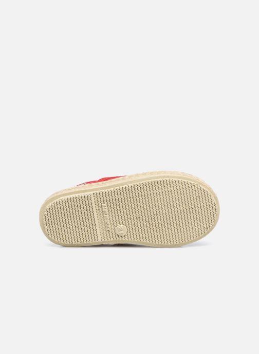 Sneakers Gioseppo SALSES Rosso immagine dall'alto