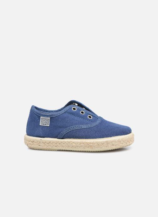 Sneaker Gioseppo SALSES blau ansicht von hinten
