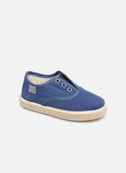 Baskets Gioseppo SALSES Bleu vue détail/paire