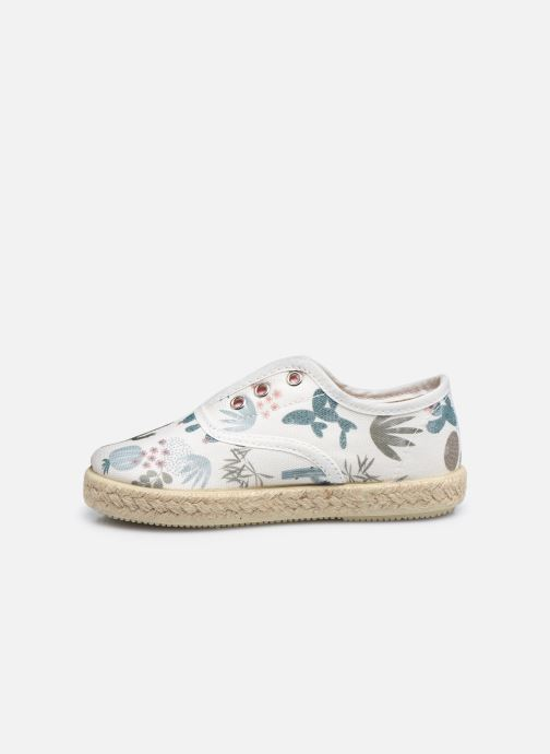 Sneakers Gioseppo PALAVAS Wit voorkant
