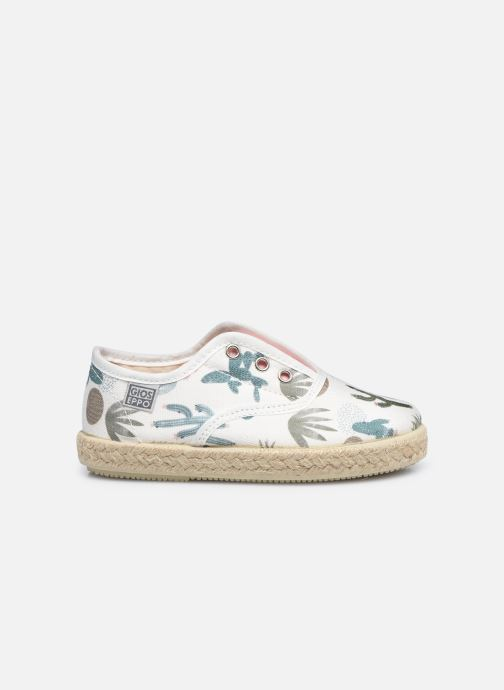 Sneakers Gioseppo PALAVAS Wit achterkant