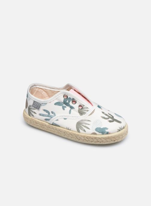 Sneakers Gioseppo PALAVAS Wit detail
