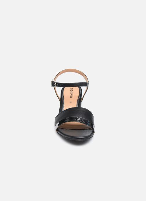 Sandalen Gioseppo ERICEIRA schwarz schuhe getragen
