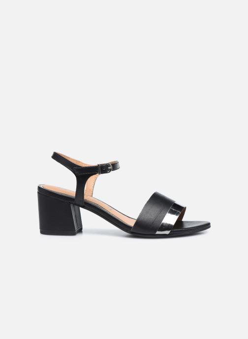 Sandales et nu-pieds Gioseppo ERICEIRA Noir vue derrière