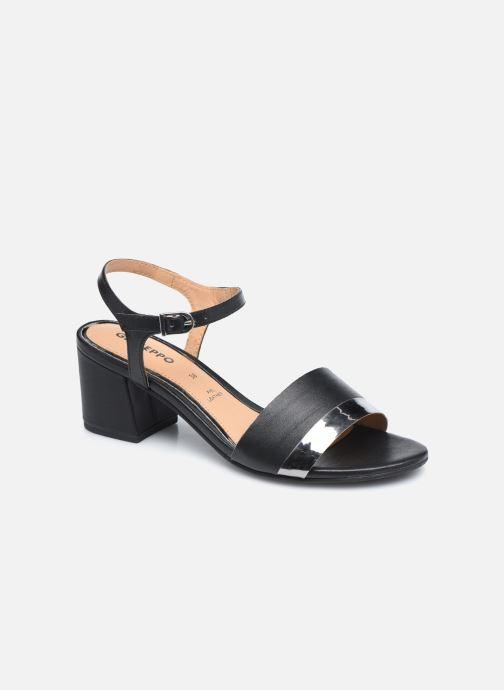 Sandales et nu-pieds Gioseppo ERICEIRA Noir vue détail/paire