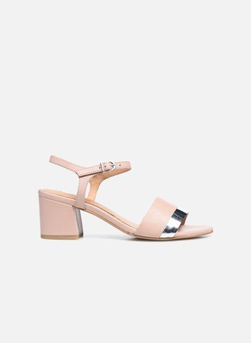 Sandales et nu-pieds Gioseppo ERICEIRA Rose vue derrière