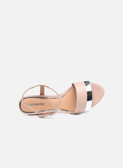 Sandales et nu-pieds Gioseppo ERICEIRA Rose vue gauche