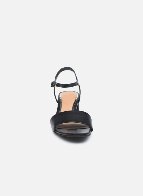 Sandalen Gioseppo SARLAT schwarz schuhe getragen