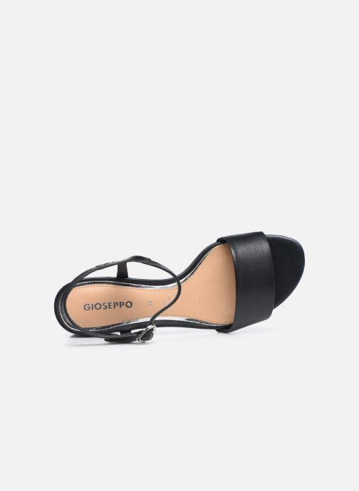 Sandalen Gioseppo SARLAT schwarz ansicht von links