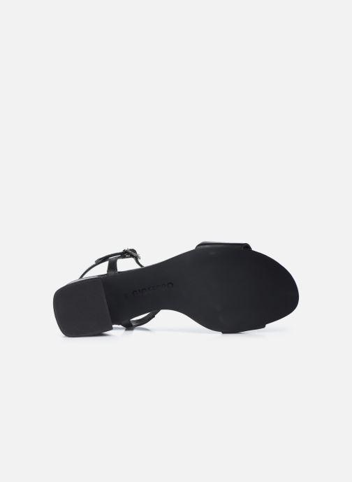 Sandalen Gioseppo SARLAT schwarz ansicht von oben