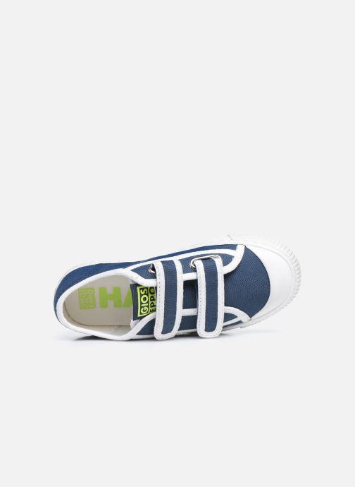 Sneaker Gioseppo OHEY blau ansicht von links