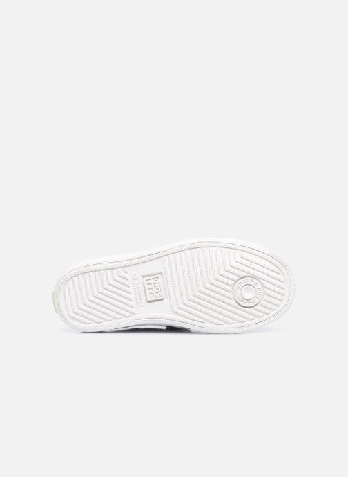 Sneaker Gioseppo OHEY blau ansicht von oben