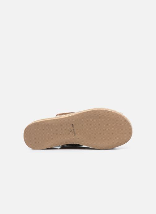 Sandales et nu-pieds Gioseppo MARSTON Marron vue haut