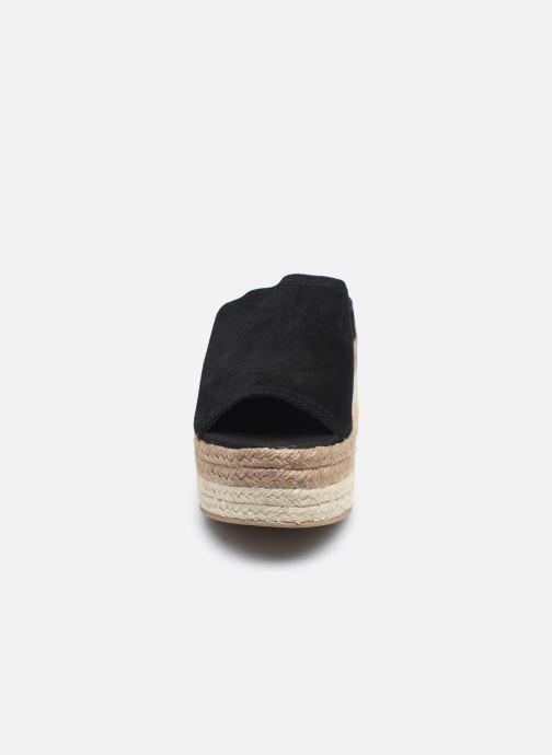 Clogs & Pantoletten Gioseppo MACON schwarz schuhe getragen