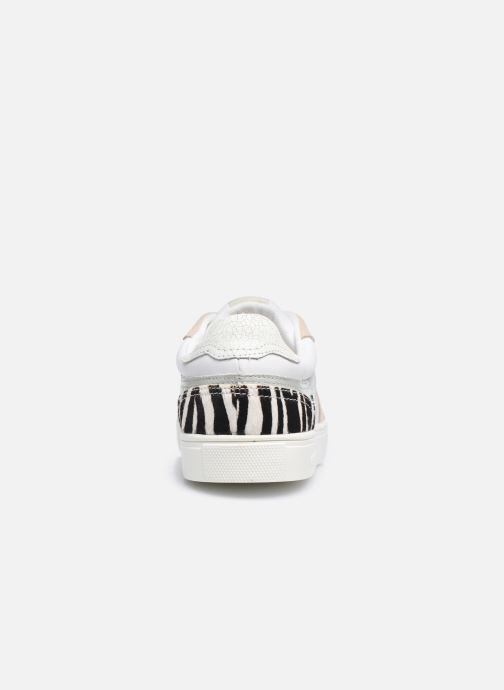 Baskets Gioseppo INDORE Blanc vue droite