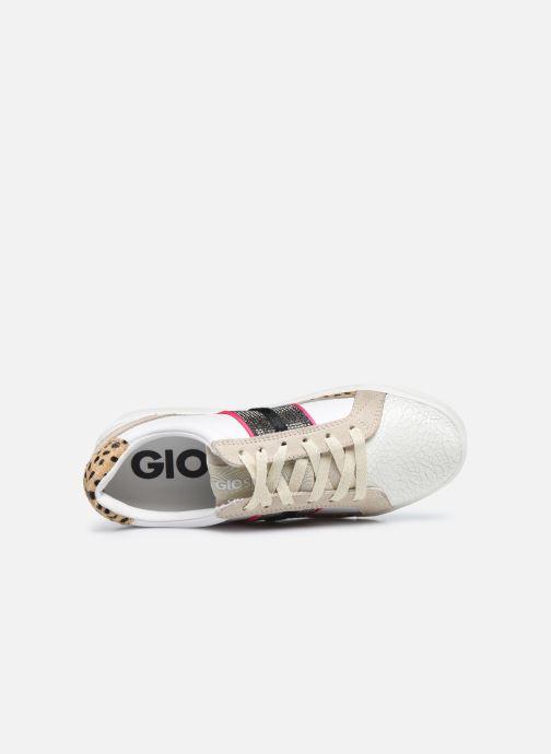 Sneaker Gioseppo RENDEUX weiß ansicht von links
