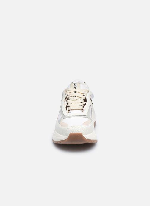 Sneaker Gioseppo MELLE weiß schuhe getragen