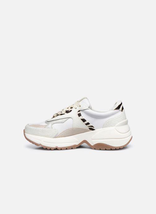 Sneaker Gioseppo MELLE weiß ansicht von vorne