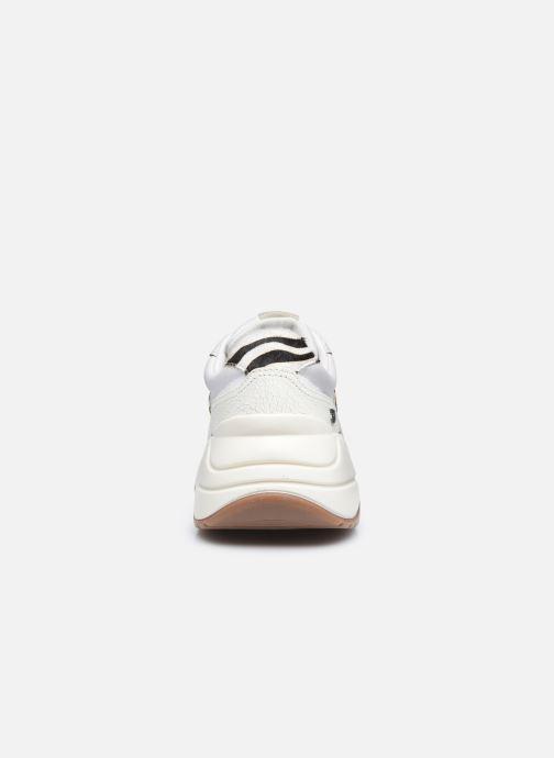 Sneaker Gioseppo MELLE weiß ansicht von rechts