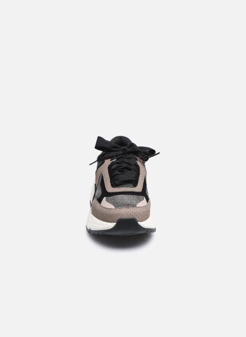 Sneaker Gioseppo RENNERT schwarz schuhe getragen