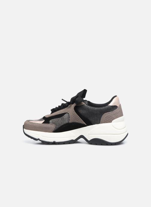 Sneaker Gioseppo RENNERT schwarz ansicht von vorne