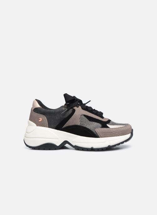 Sneaker Gioseppo RENNERT schwarz ansicht von hinten