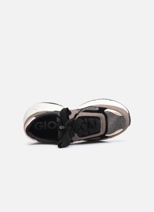 Sneaker Gioseppo RENNERT schwarz ansicht von links