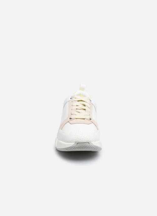 Sneaker Gioseppo BROSELEY weiß schuhe getragen