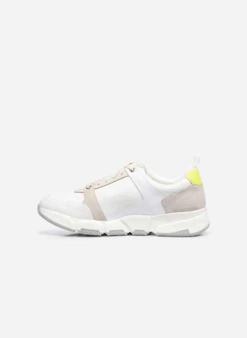 Sneaker Gioseppo BROSELEY weiß ansicht von vorne