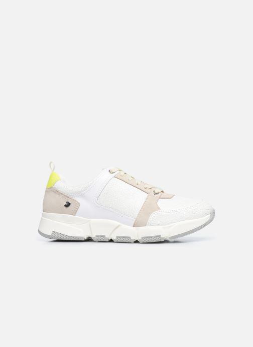 Sneaker Gioseppo BROSELEY weiß ansicht von hinten