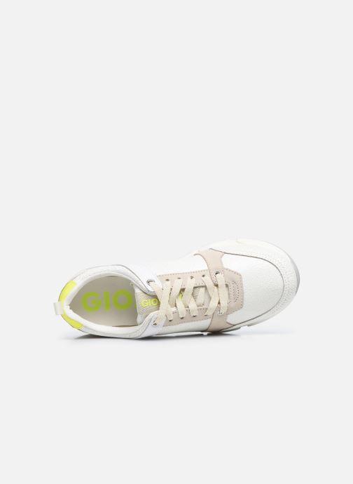 Sneaker Gioseppo BROSELEY weiß ansicht von links